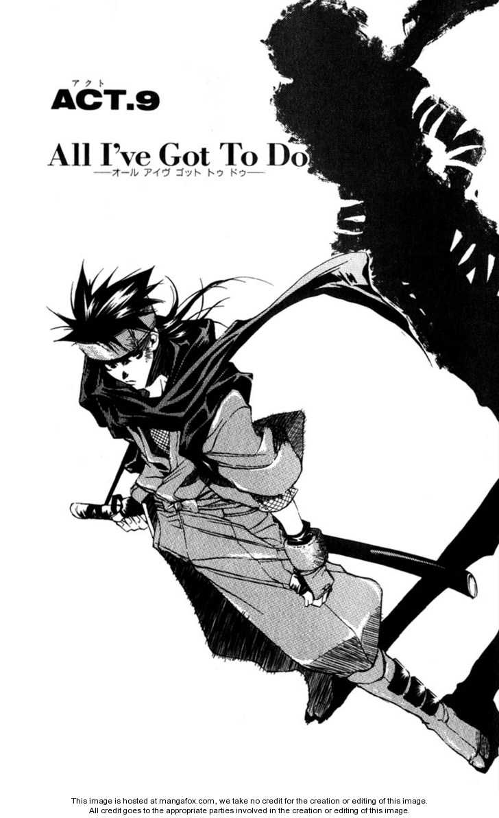 Shinsengumi Imon Peace Maker 9 Page 2