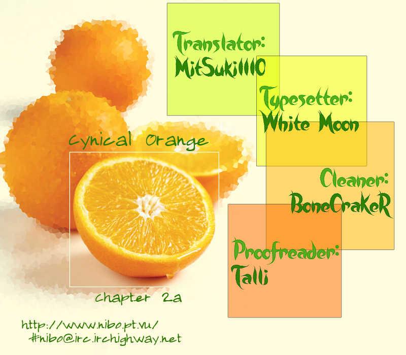 Cynical Orange 2 Page 1