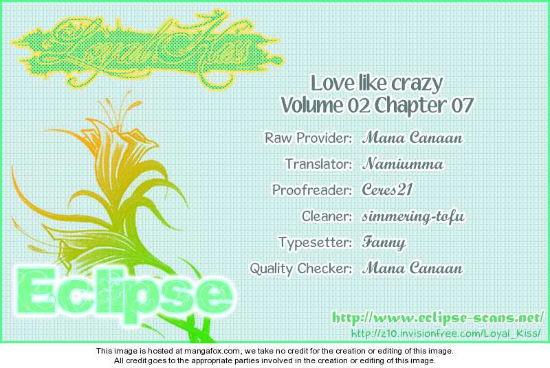 Love Like Crazy 7 Page 3