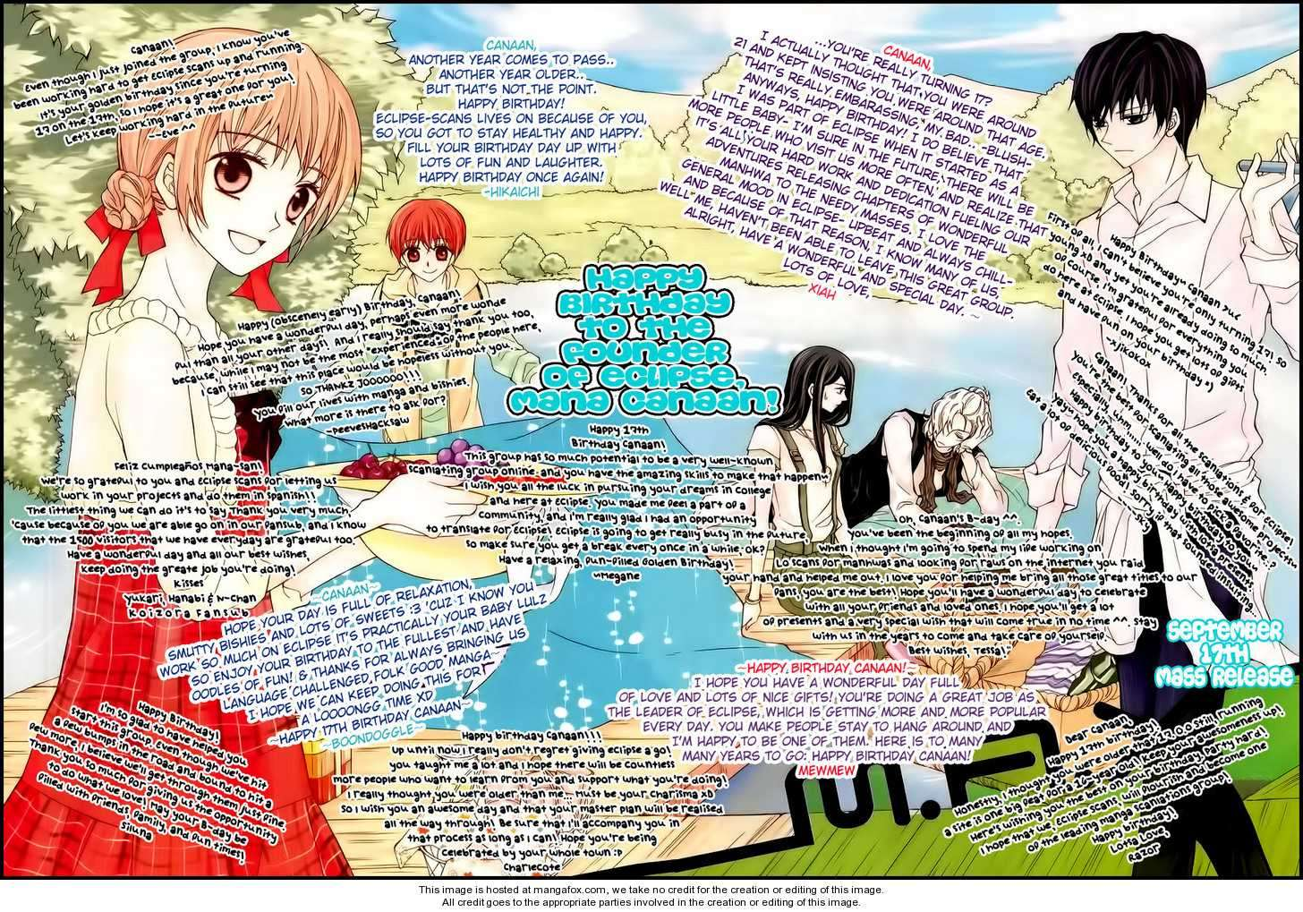 Love Like Crazy 8 Page 1