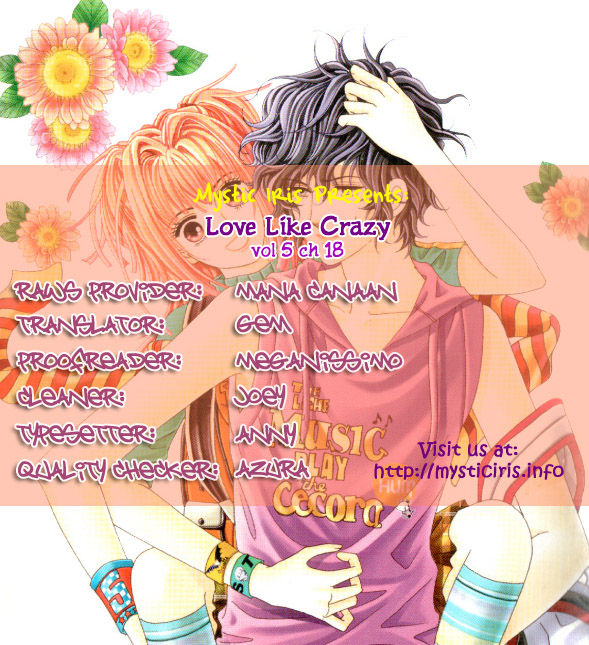 Love Like Crazy 18 Page 1