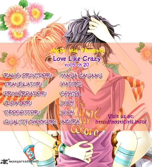 Love Like Crazy 20 Page 1