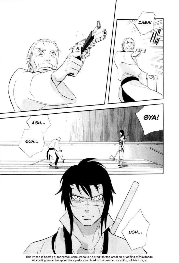 Touhou Shinigami: Meteor Methuselah Gaiden 8 Page 2
