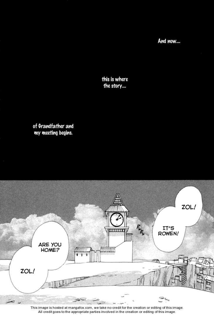 Touhou Shinigami: Meteor Methuselah Gaiden 9 Page 1