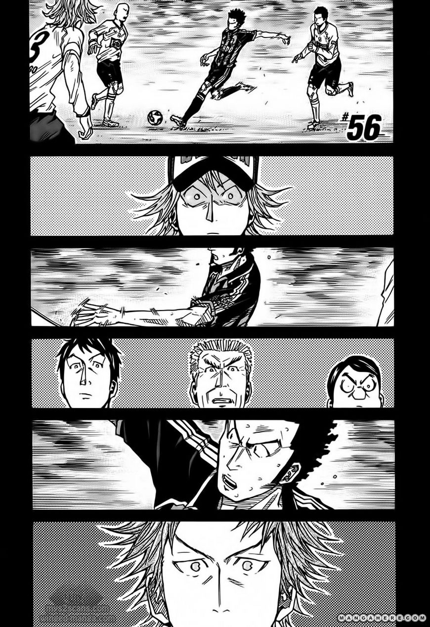 Giant Killing 56 Page 3