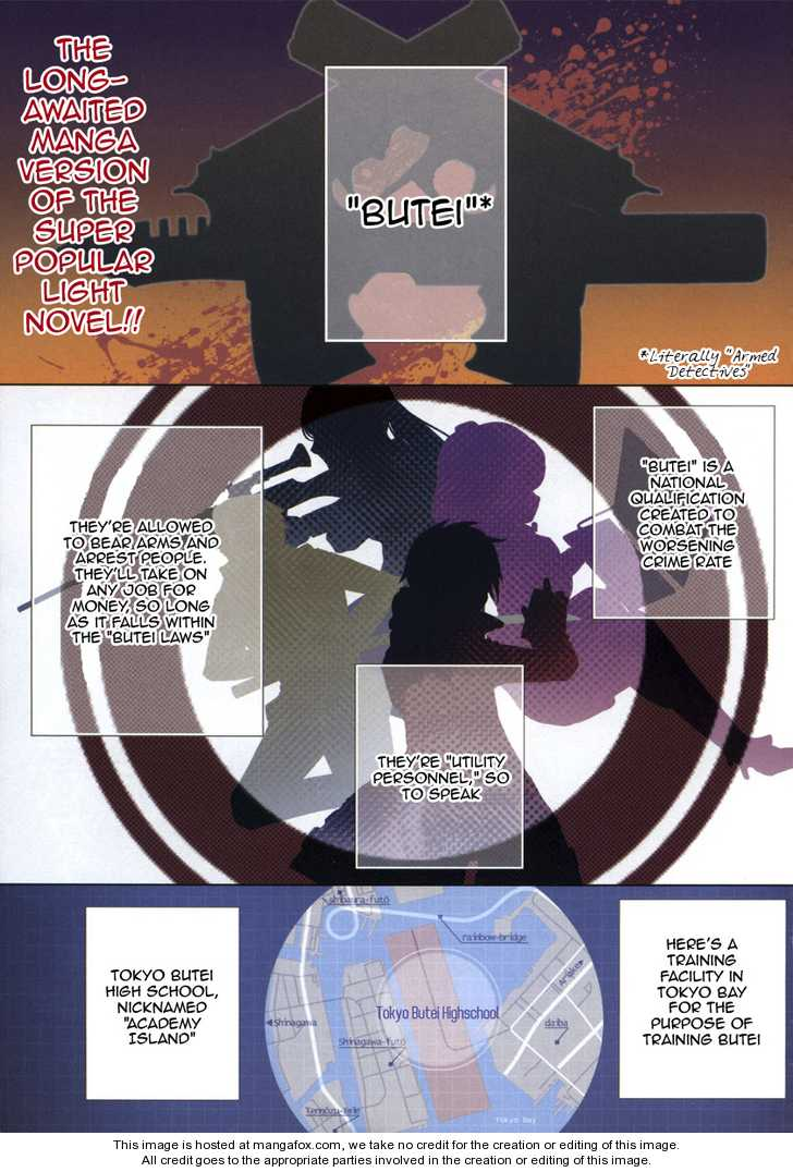 Hidan No Aria 1 Page 1