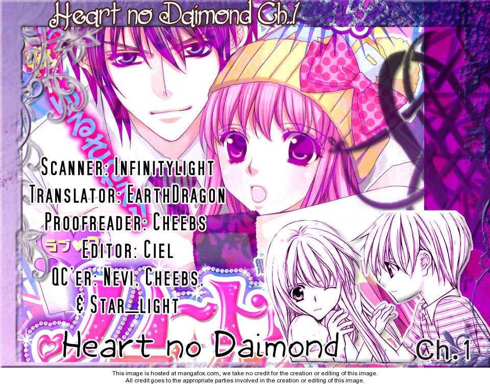Heart no Diamond 1 Page 3