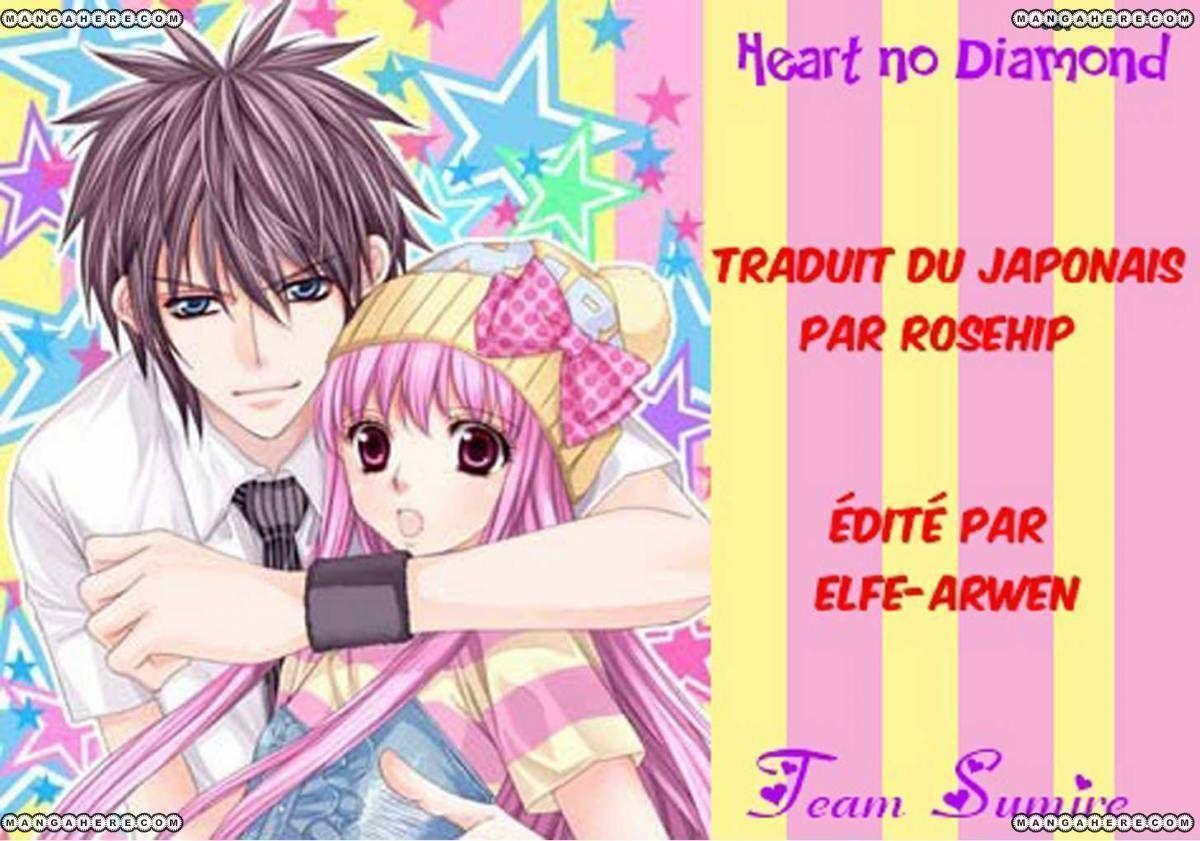 Heart no Diamond 9 Page 1