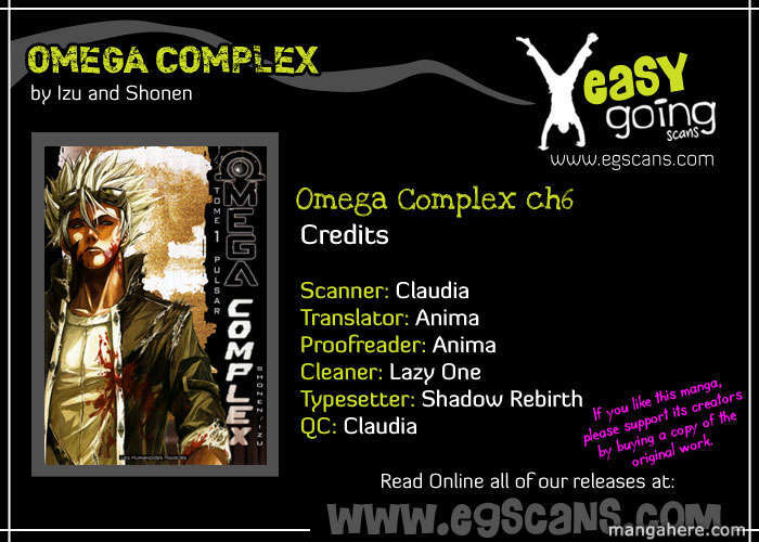 Omega Complex 6 Page 1