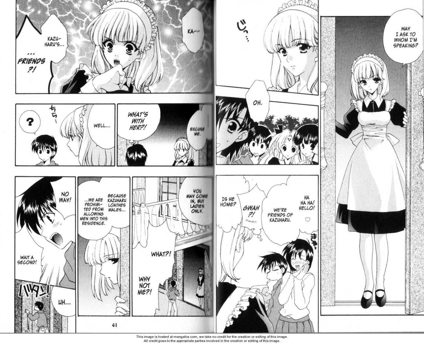 Girls Bravo 28 Page 3