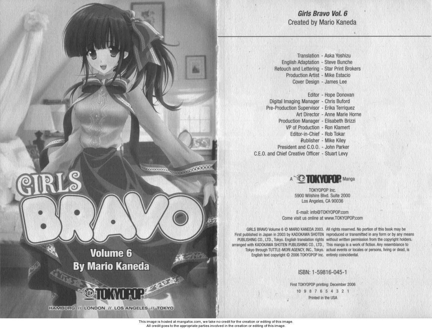 Girls Bravo 34 Page 3