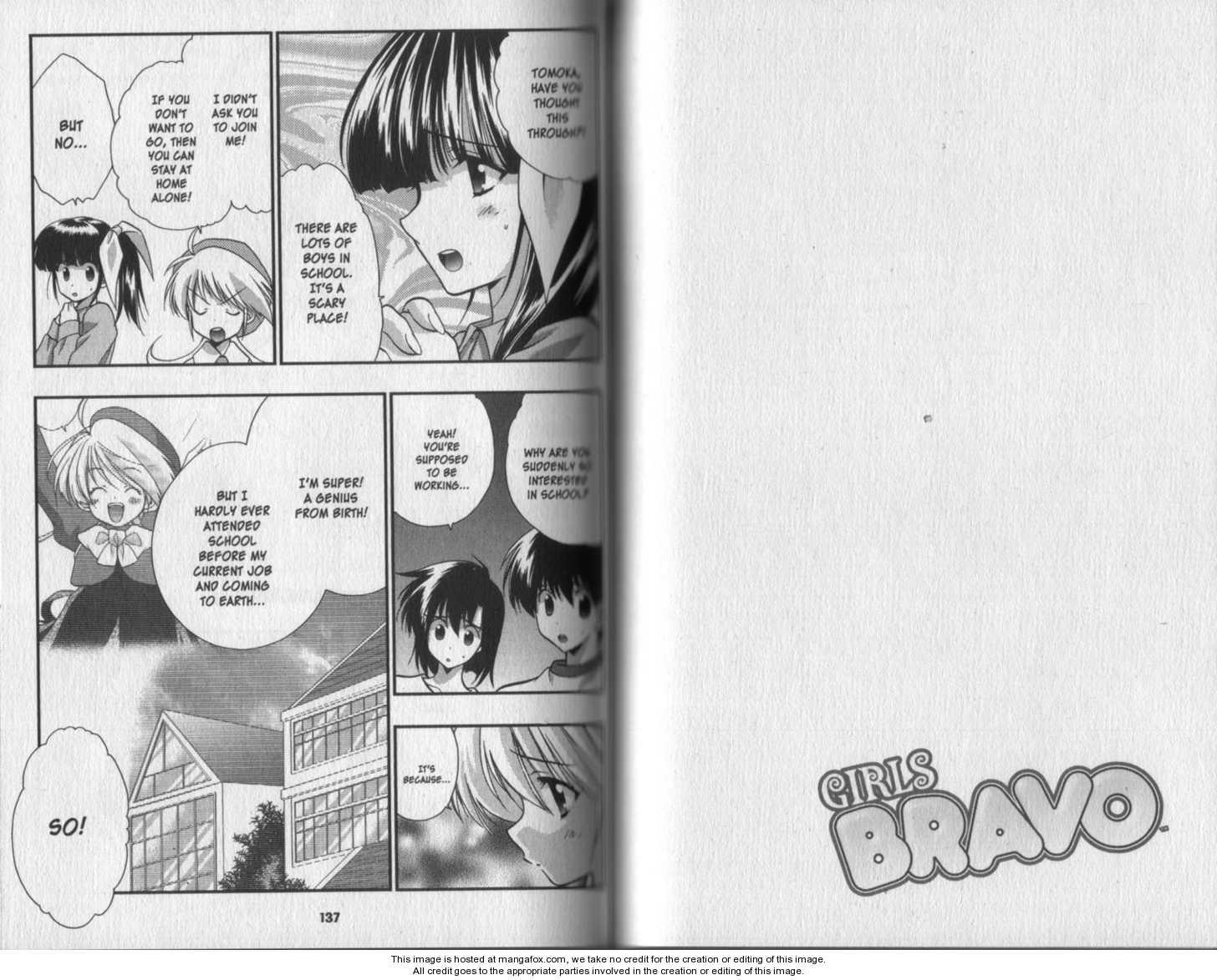 Girls Bravo 53 Page 3