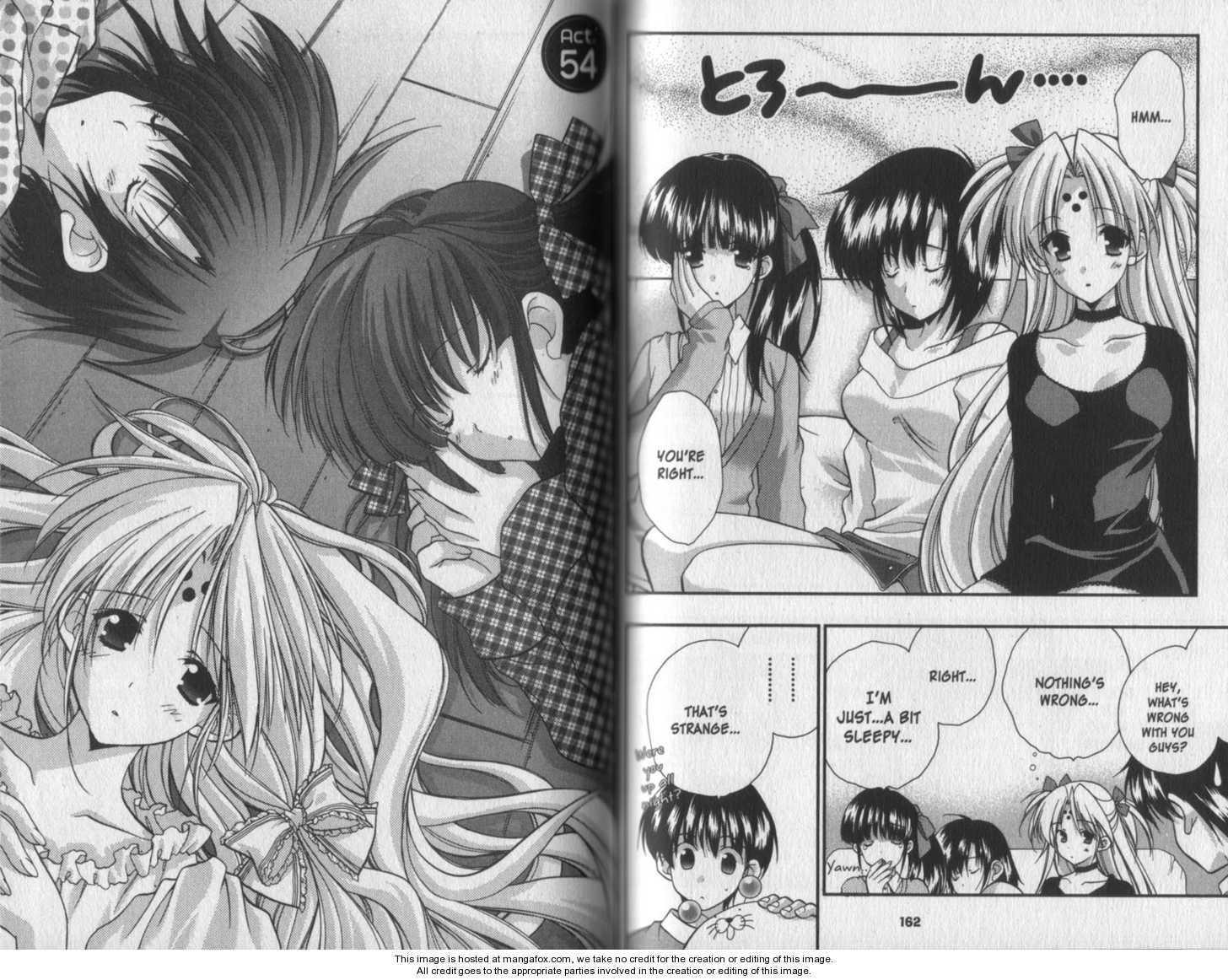 Girls Bravo 54 Page 1
