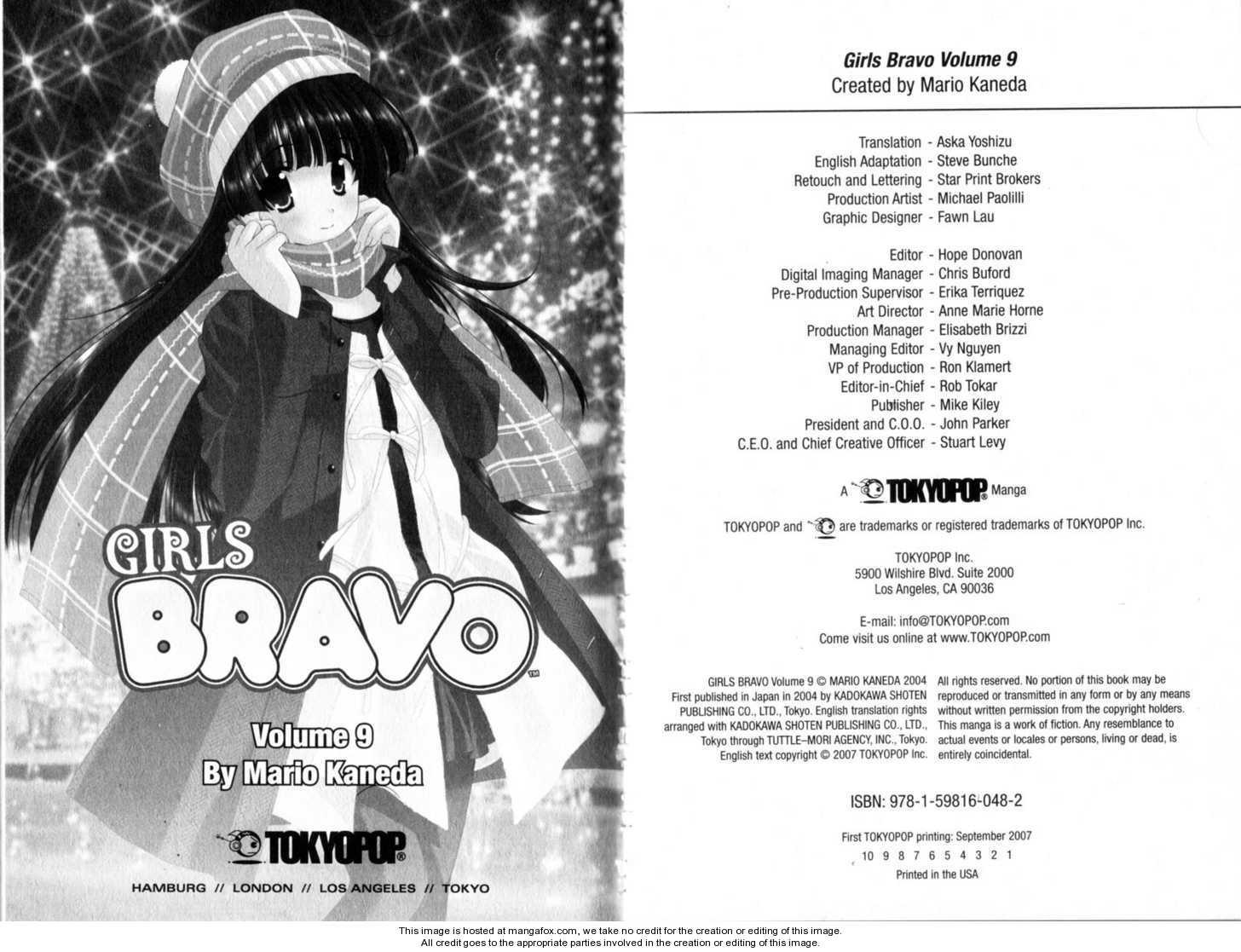 Girls Bravo 55 Page 3