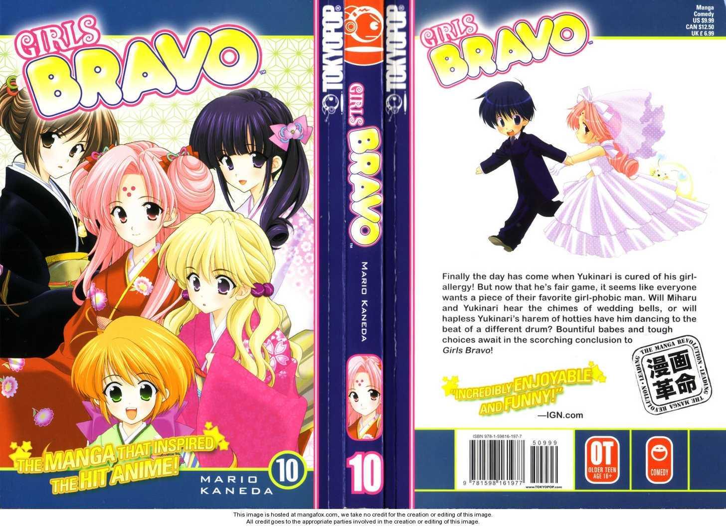 Girls Bravo 62 Page 1