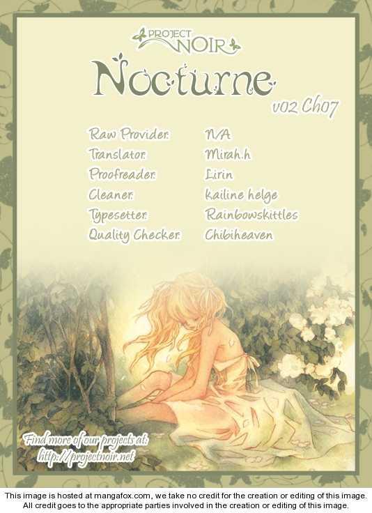 Nocturne (PARK Eun-Ah) 8 Page 1