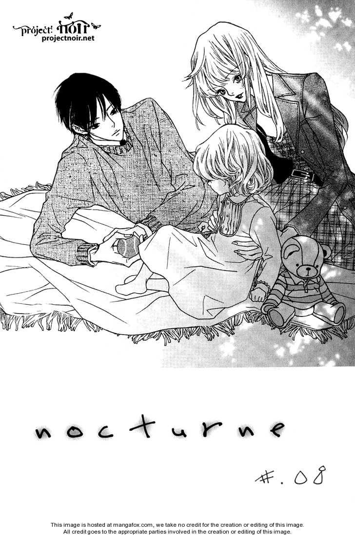 Nocturne (PARK Eun-Ah) 8 Page 2