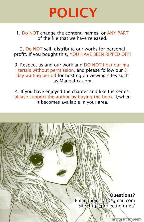 Nocturne (PARK Eun-Ah) 10 Page 1