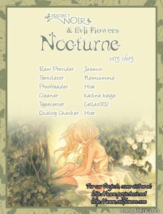 Nocturne (PARK Eun-Ah) 13 Page 1