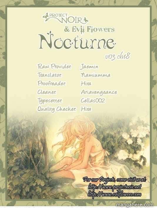 Nocturne (PARK Eun-Ah) 18 Page 1
