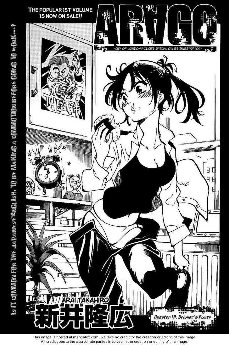 Arago 13 Page 1