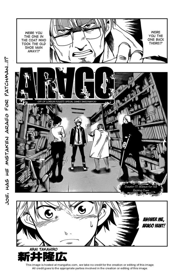 Arago 17 Page 1