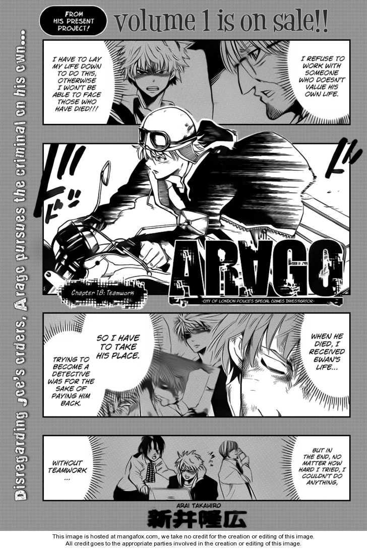 Arago 18 Page 1