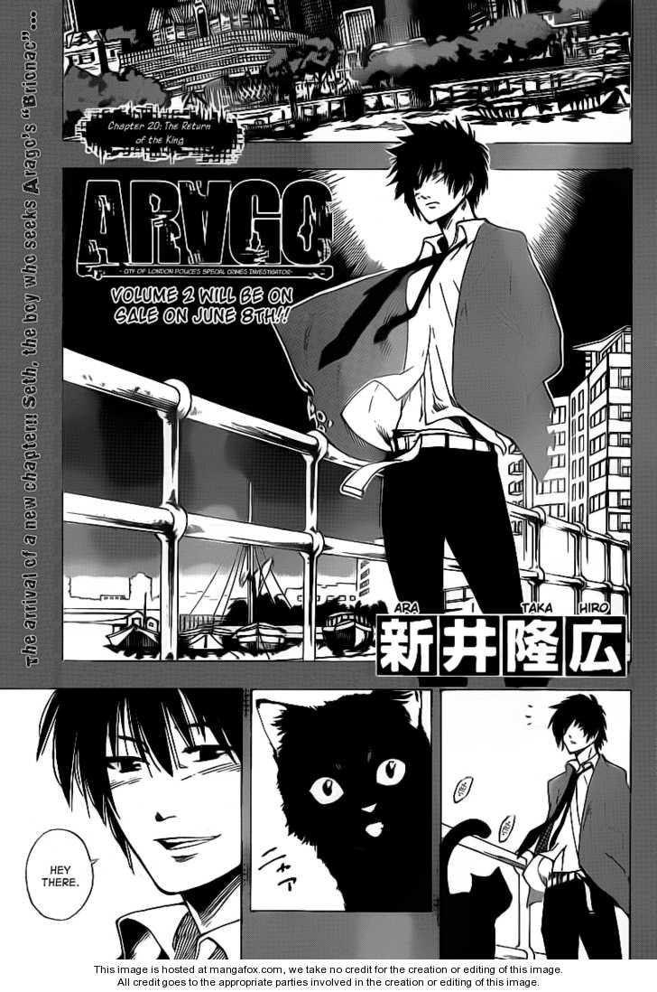 Arago 20 Page 1