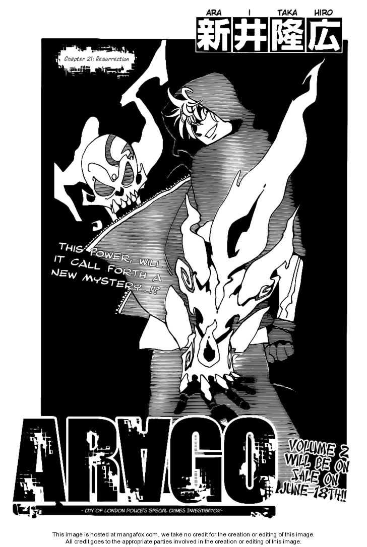 Arago 21 Page 1