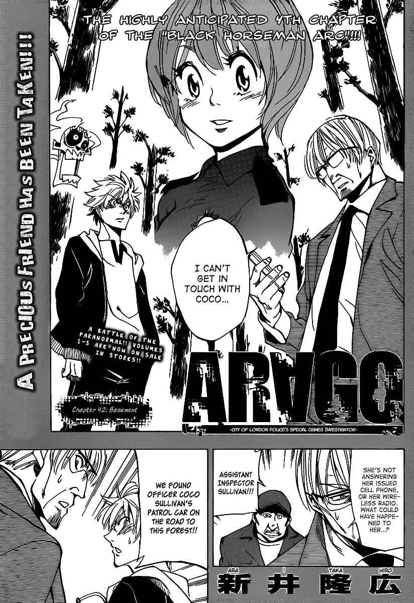 Arago 42 Page 1