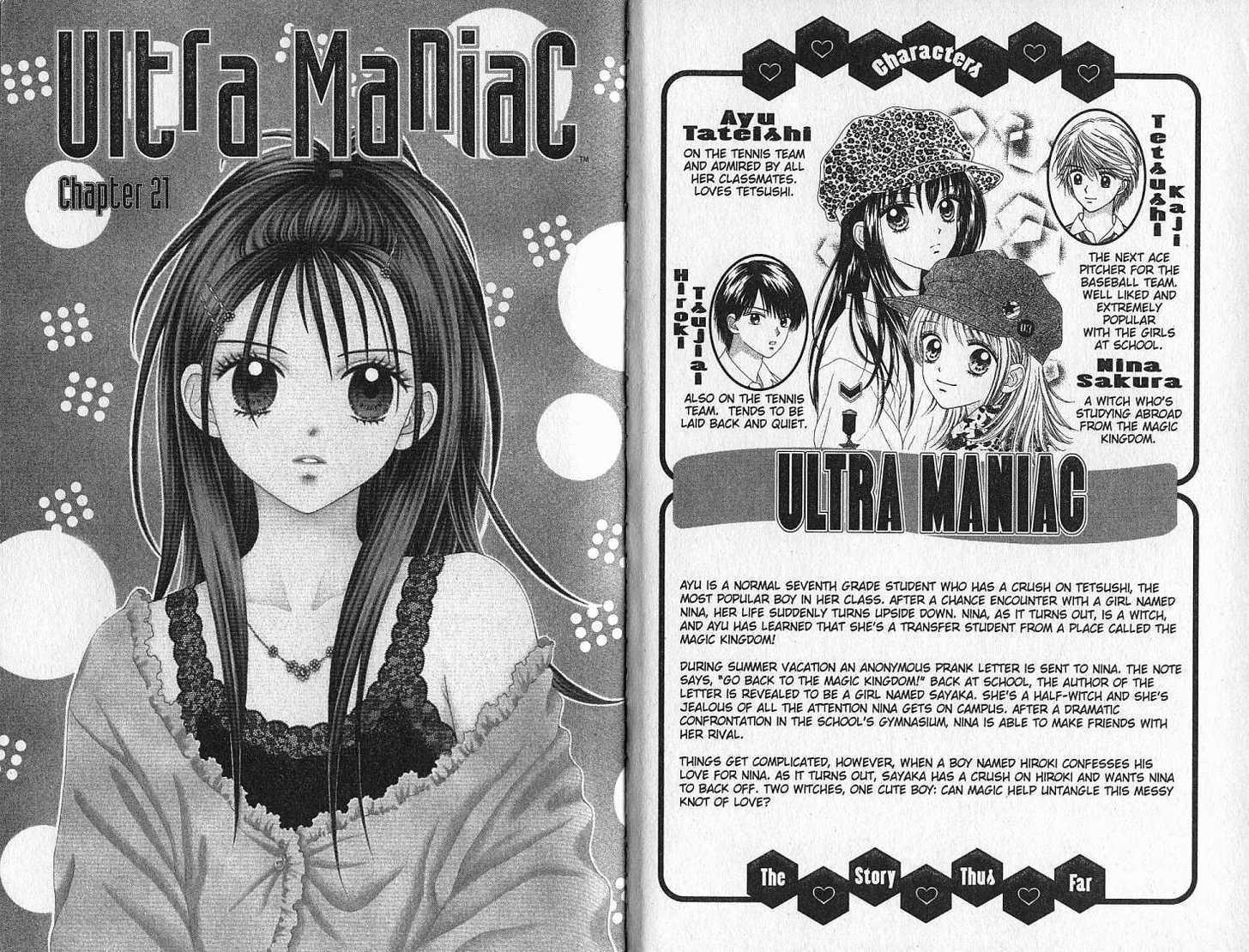 Ultra Maniac 0 Page 3