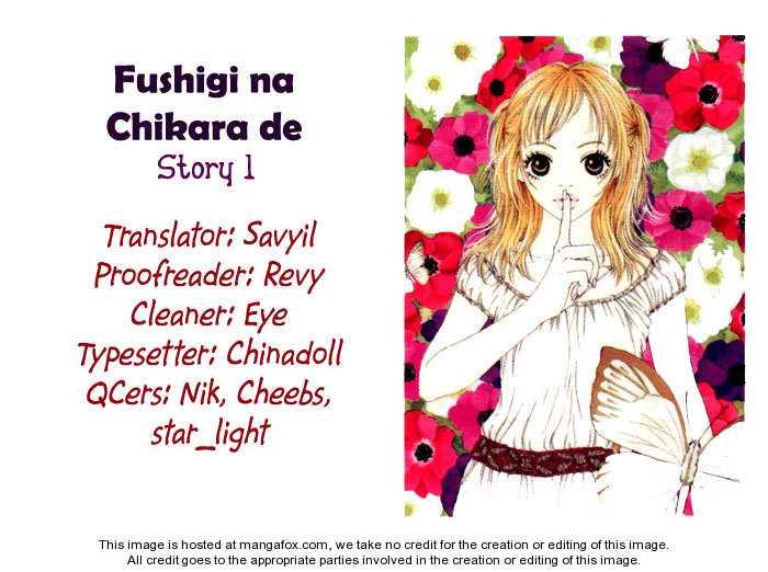 Fushigi na Chikara de 1 Page 2