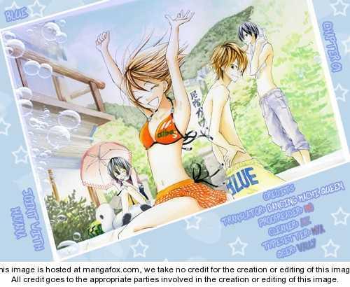 Blue (CHIBA Kozue) 1 Page 1