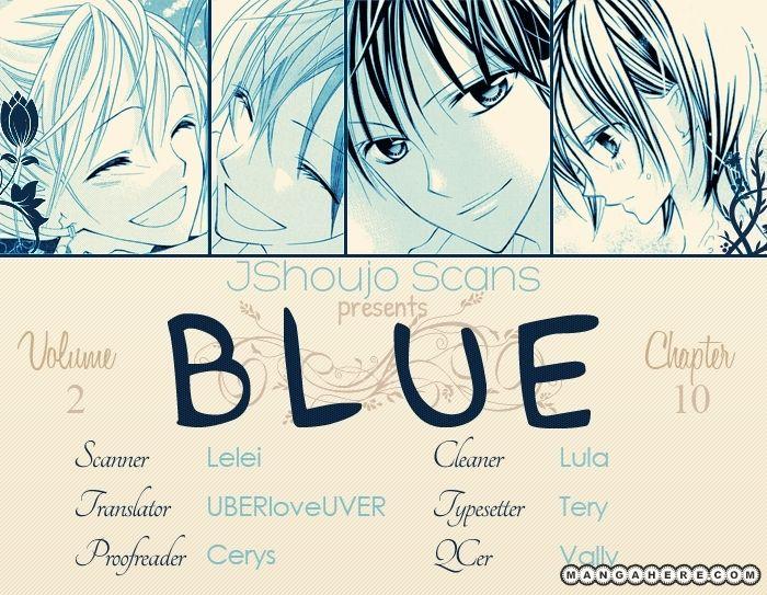 Blue (CHIBA Kozue) 10 Page 1