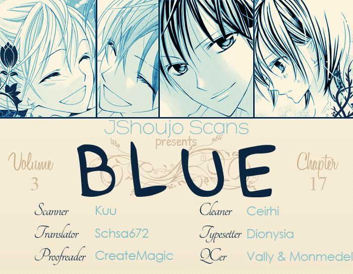 Blue (CHIBA Kozue) 17 Page 1