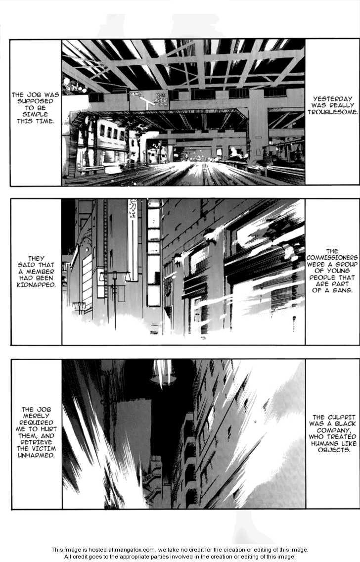 Durarara!! 5 Page 2