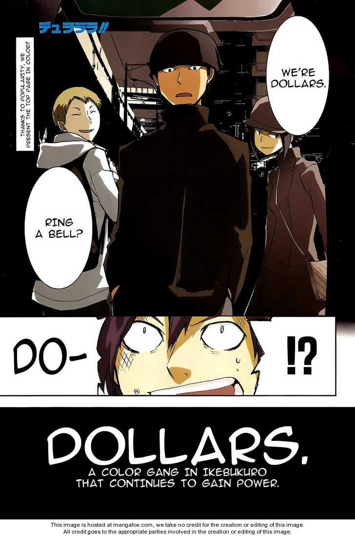Durarara!! 8 Page 2