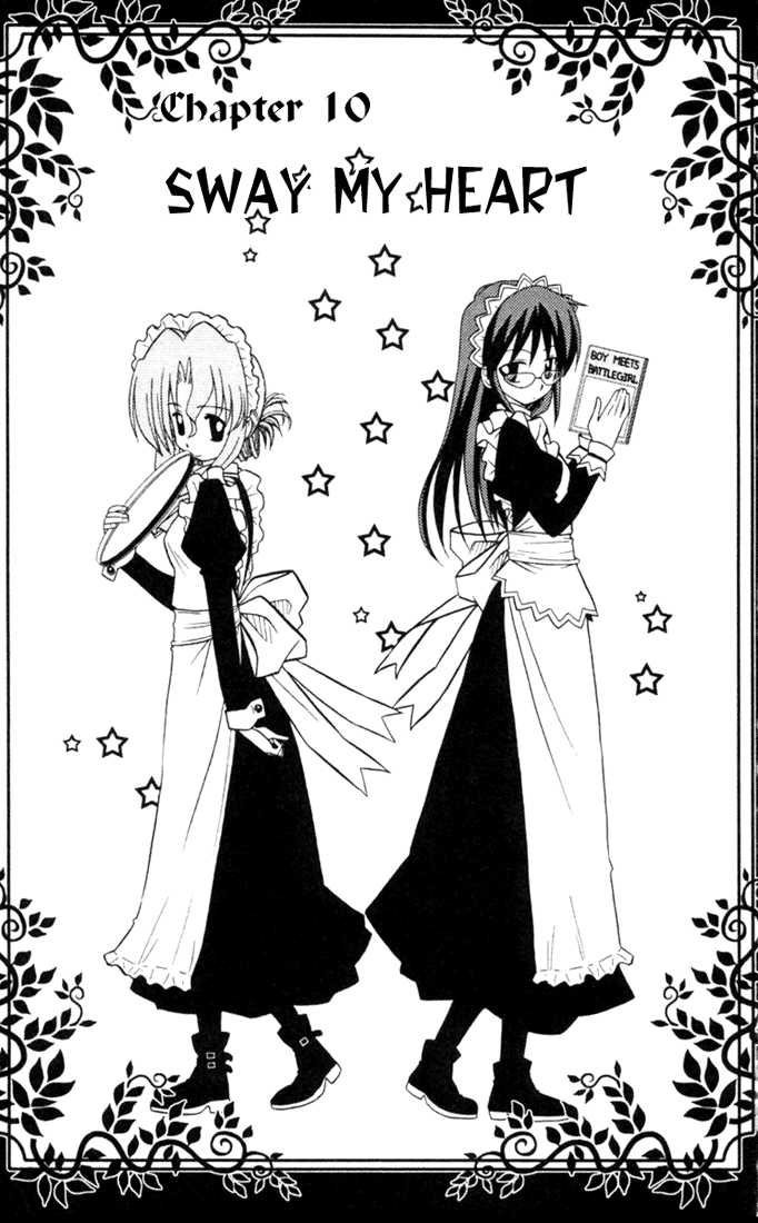 Hayate the Combat Butler 30 Page 1