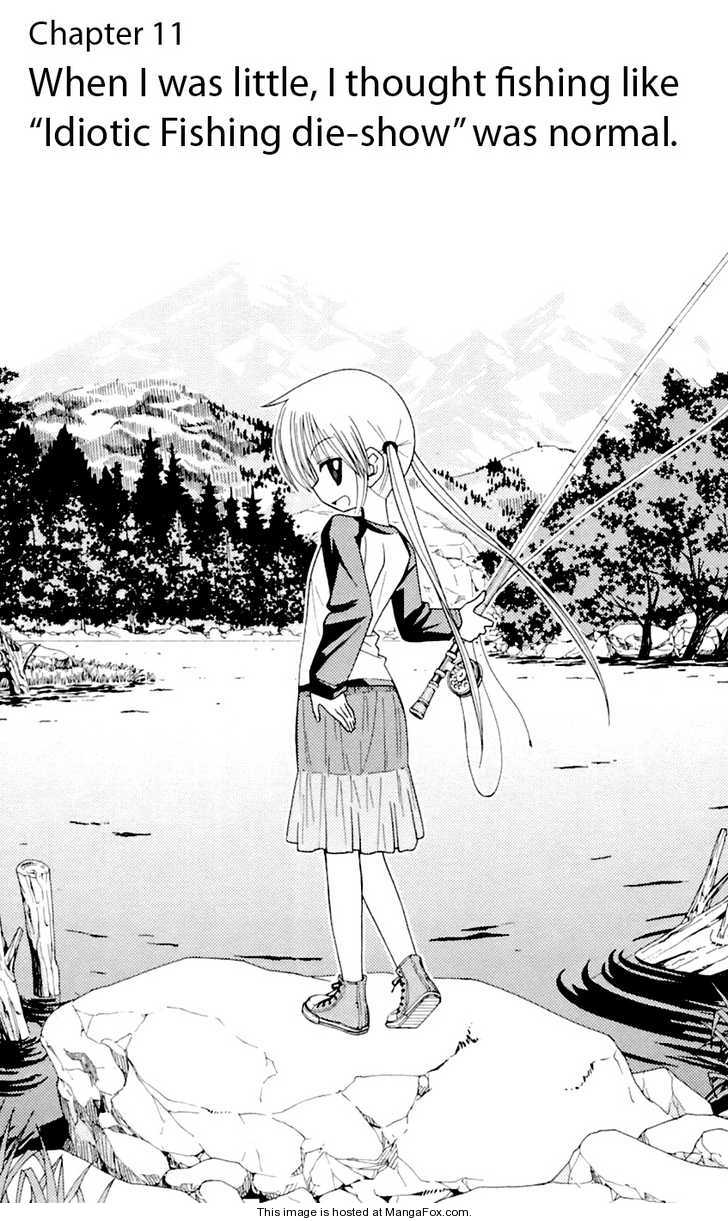 Hayate the Combat Butler 85 Page 1