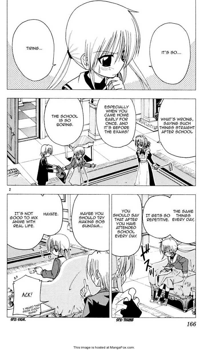 Hayate the Combat Butler 85 Page 2