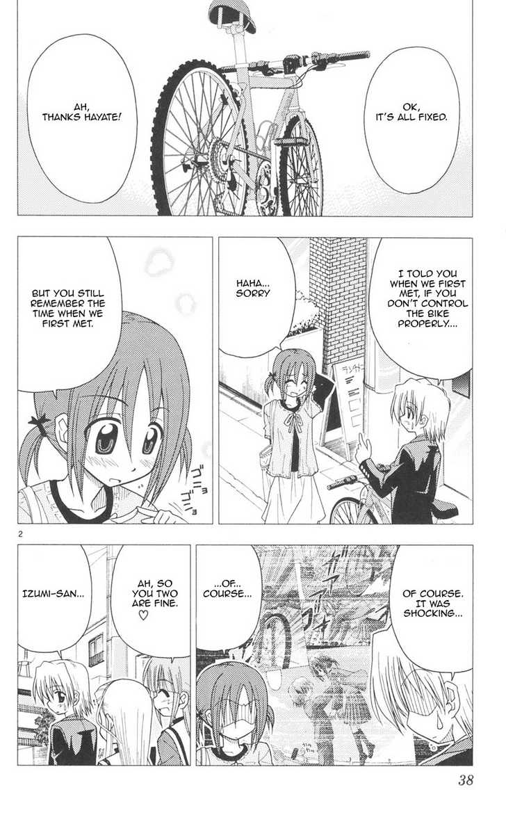 Hayate the Combat Butler 88 Page 2
