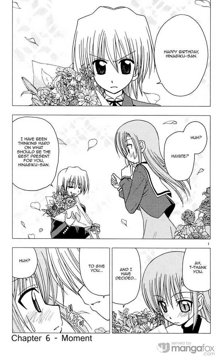 Hayate the Combat Butler 91 Page 1