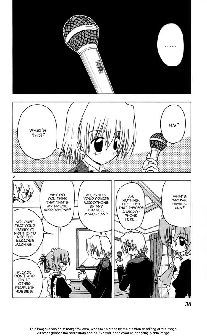 Hayate the Combat Butler 132 Page 2