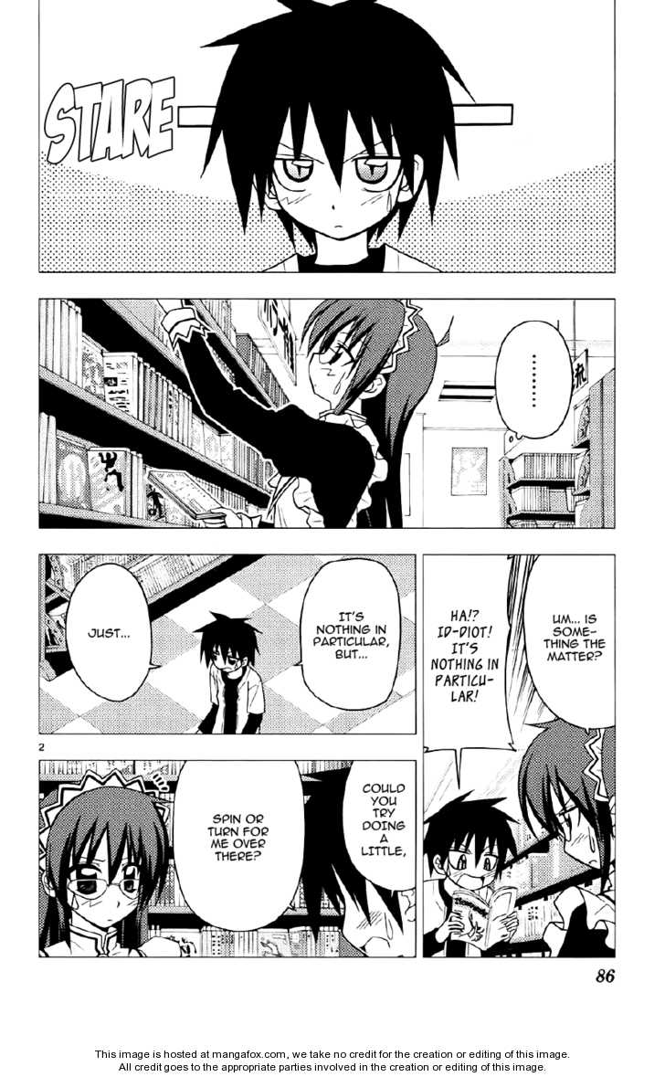 Hayate the Combat Butler 135 Page 2