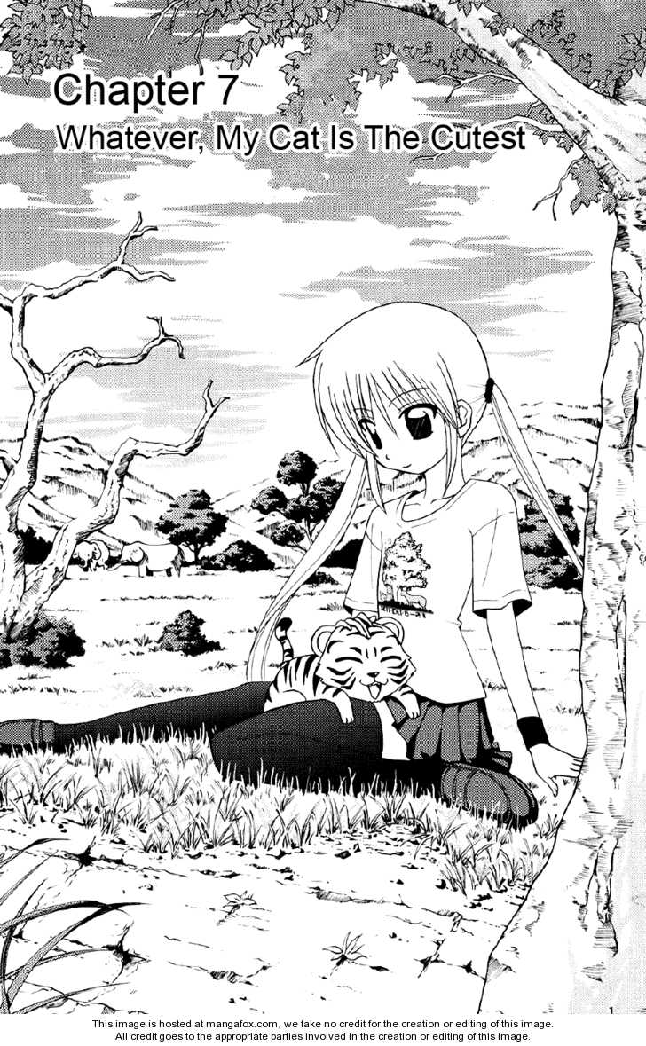 Hayate the Combat Butler 136 Page 1