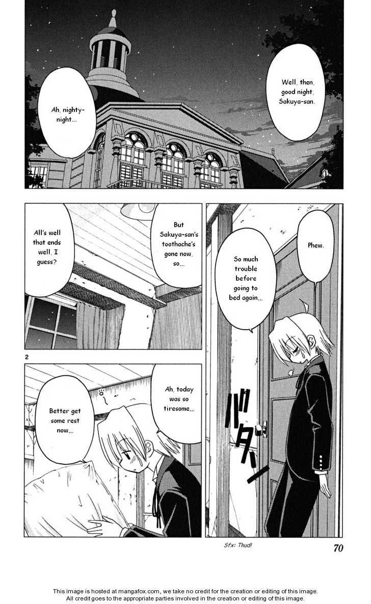 Hayate the Combat Butler 167 Page 2