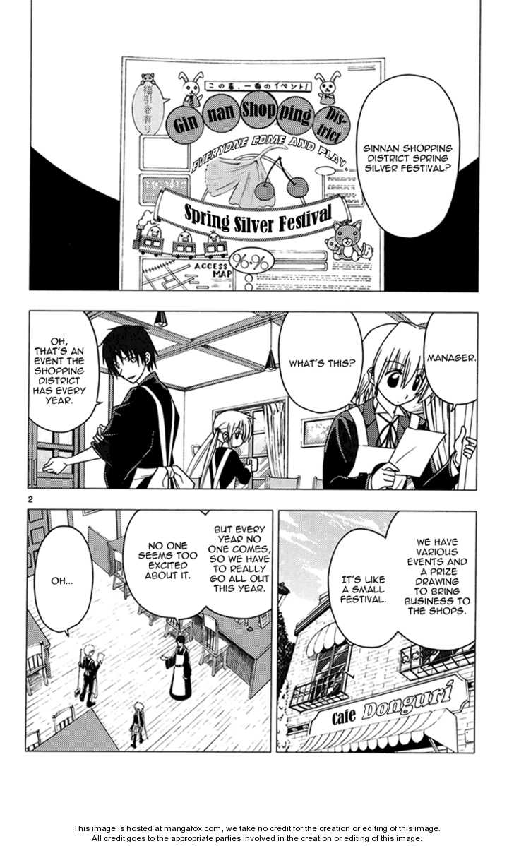 Hayate the Combat Butler 176 Page 3