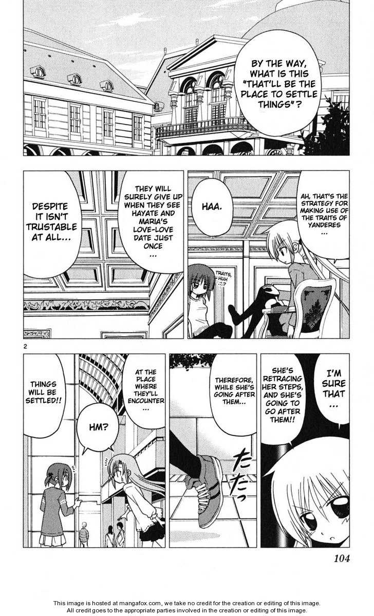 Hayate the Combat Butler 191 Page 2