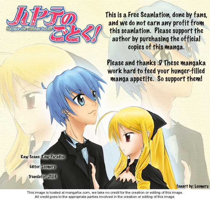Hayate the Combat Butler 257 Page 17