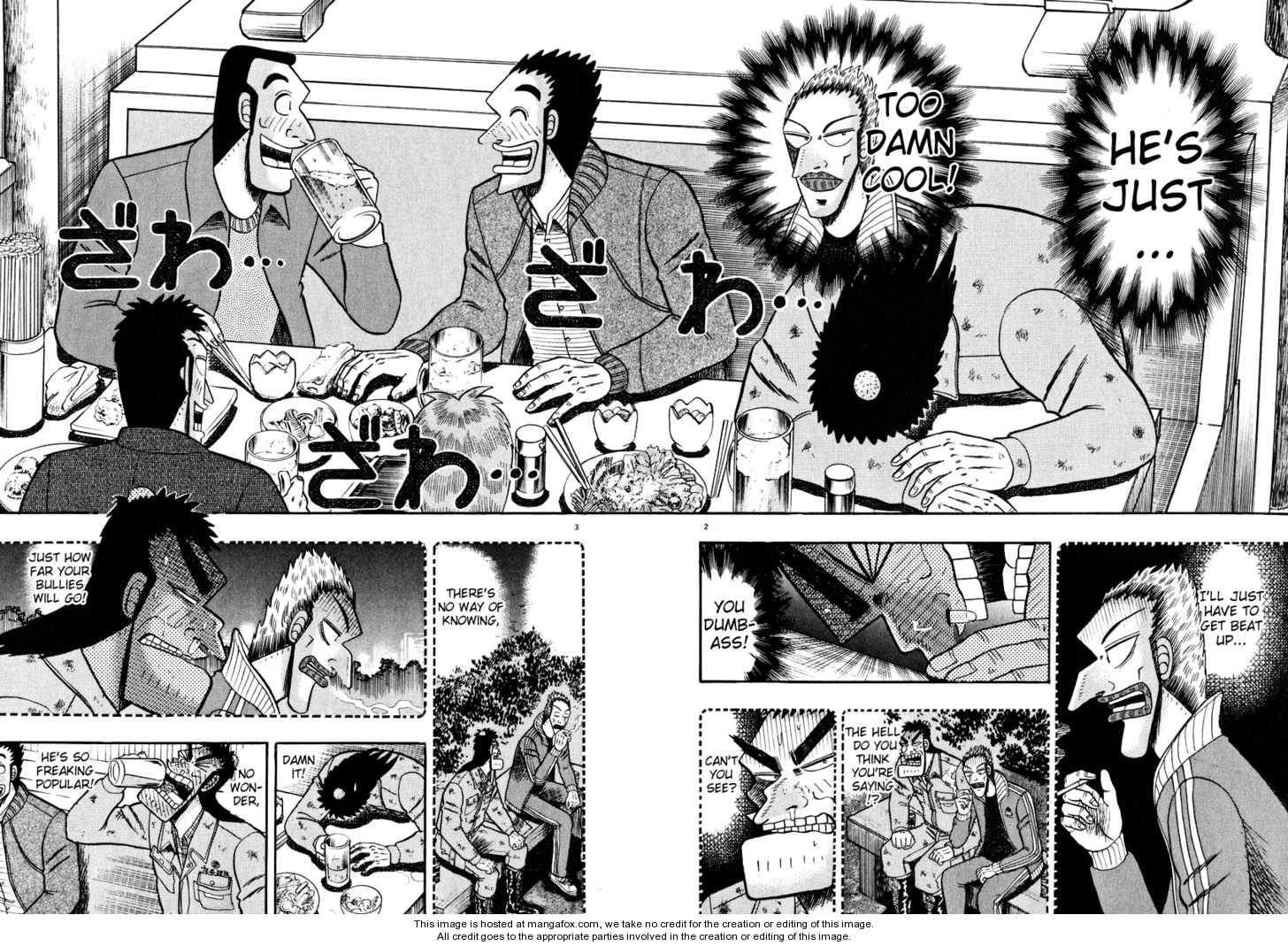 Saikyou Densetsu Kurosawa 46 Page 2